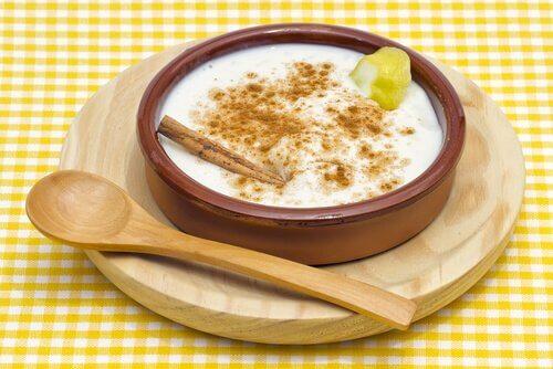 Le fameux riz au lait est l'incontournable des recettes de grand-mère.
