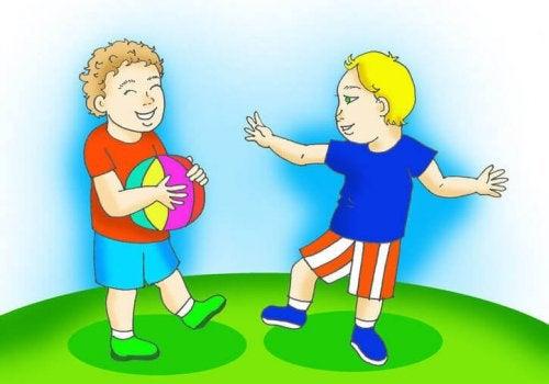 Laissez vos enfants passer le plus de temps possible avec leurs cousins