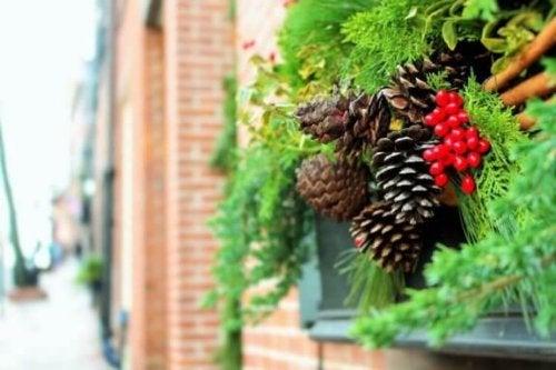 6 idées pour décorer son jardin à Noël