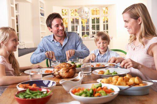 bonne communication au sein de la famille