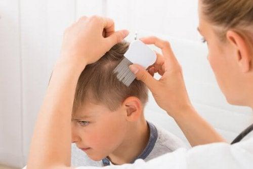 4 remèdes contre le psoriasis chez les enfants