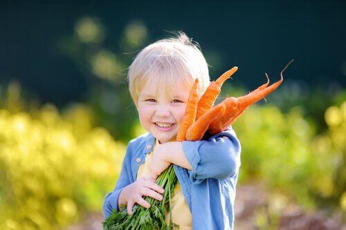 De l'influence des régimes vegan sur les enfants