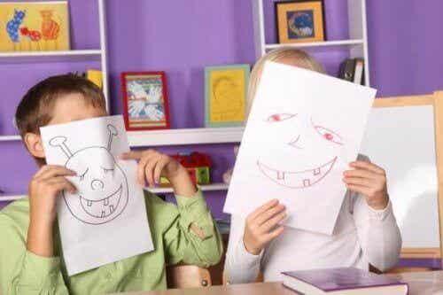 Les étapes du dessin chez les enfants