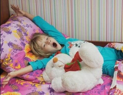5 types de pyjama pour enfants