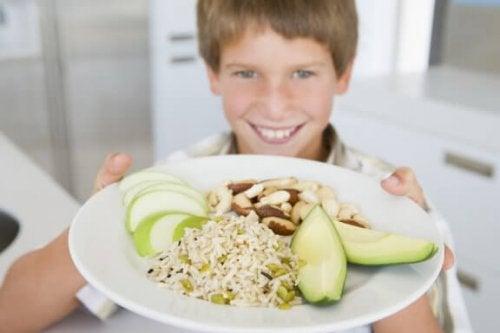 L'influence de l'alimentation sur le rendement scolaire