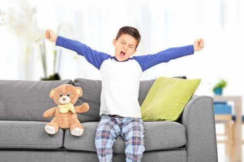 Conséquences du manque de sommeil chez les enfants