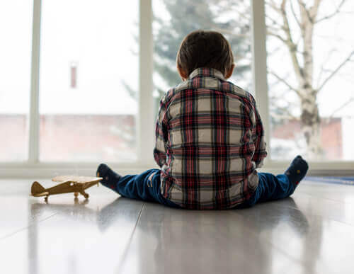 Les troubles émotionnels chez les enfants