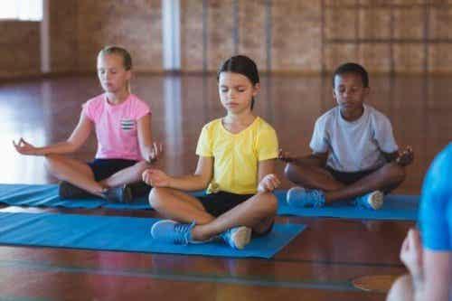 Les bienfaits de la méditation en classe