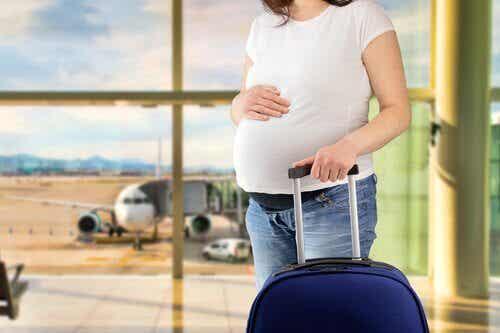 Peut-on prendre l'avion pendant la grossesse ?