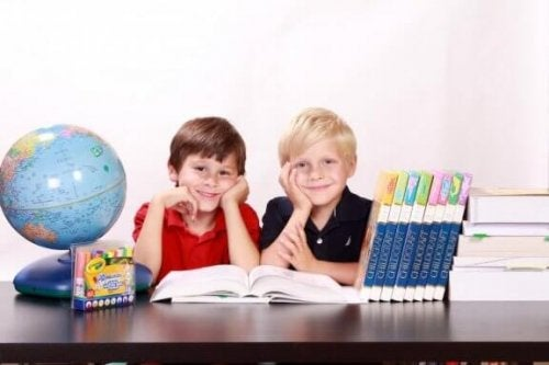 3 idées pour décorer le bureau de vos enfants