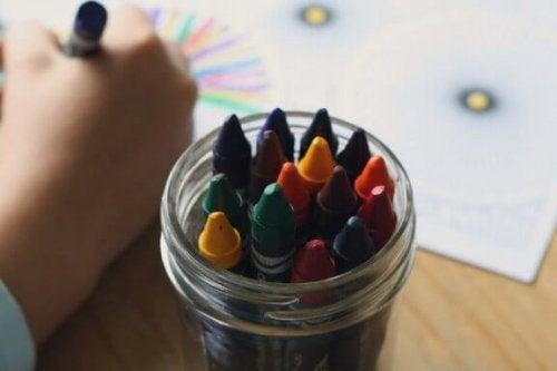 Comment interpréter les couleurs des dessins des enfants ?