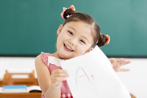 Le désir de se dépasser est une valeur que tout enfant doit apprendre à la maison.