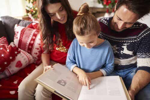 4 histoires de Noël pour toute la famille