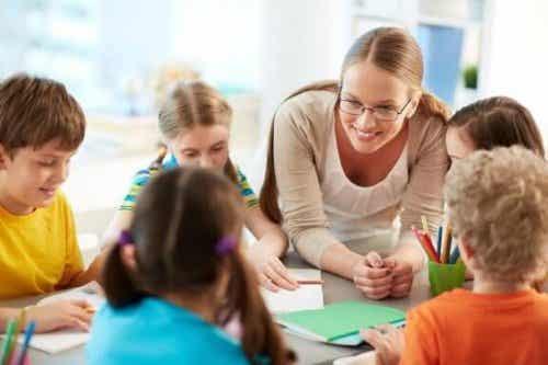 Le manque de respect des enfants envers les enseignants