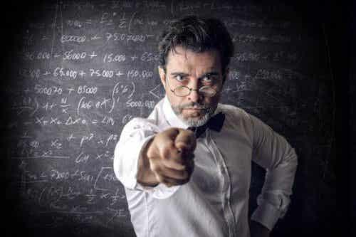A quoi reconnait-on un mauvais professeur ?