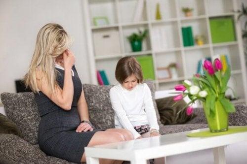 7 erreurs fréquentes dans l'éducation des enfants