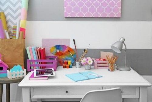 Comment organiser le bureau dun enfant ? Être parents