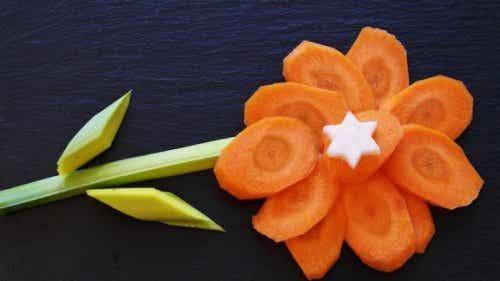 4 recettes avec des carottes pour les enfants