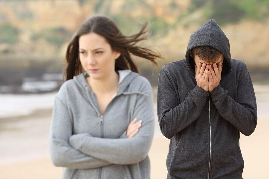 A l'adolescence, une rupture amoureuse peut prendre plusieurs semaines voire plusieurs mois pour guérir.