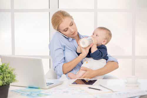 8 astuces pour les mères qui travaillent à domicile