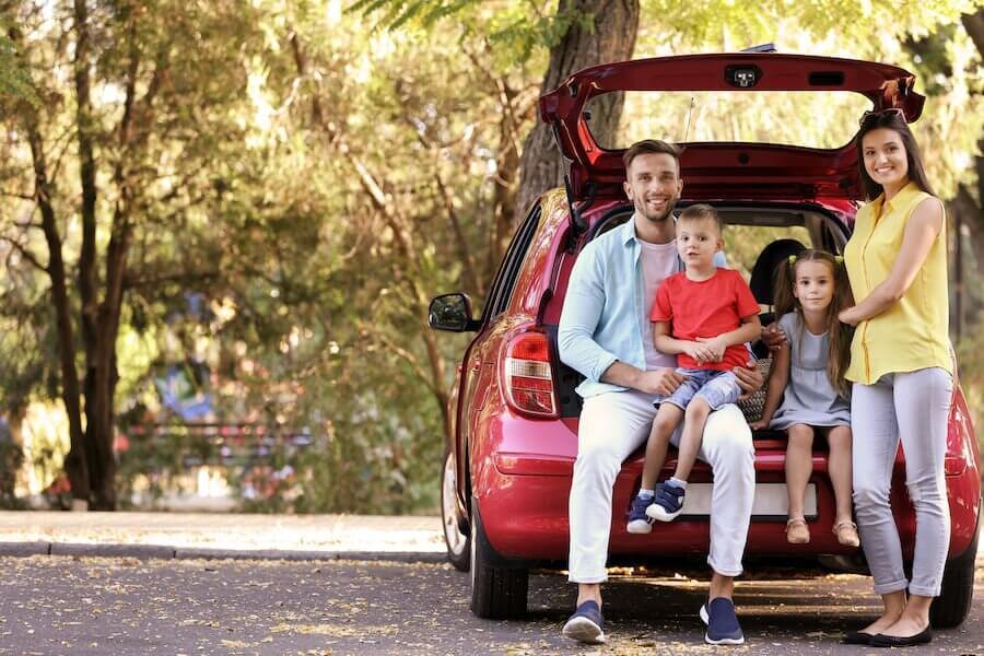Pour les familles nombreuses, les voitures les plus adaptées sont les monospaces.