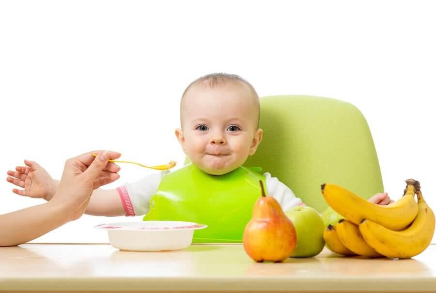 fruits les plus recommandés pour les enfants