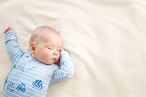 sommeil du bébé