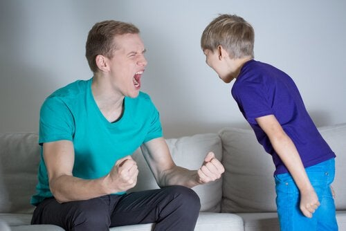 violence verbale dans la famille