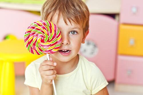 Le sucre chez les enfants : son impact sur le comportement ?