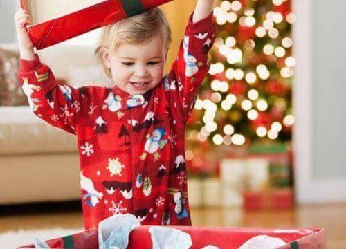 décorer la chambre des enfants à Noël