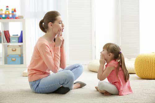 Mauvaise prononciation des enfants : les erreurs des parents
