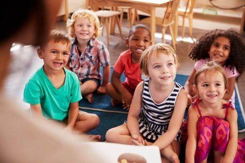 Le développement moral des enfants