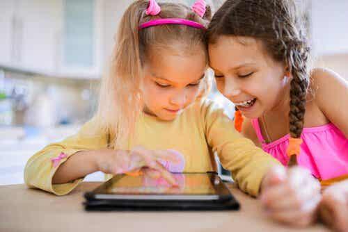 8 effets négatifs de la technologie sur les enfants