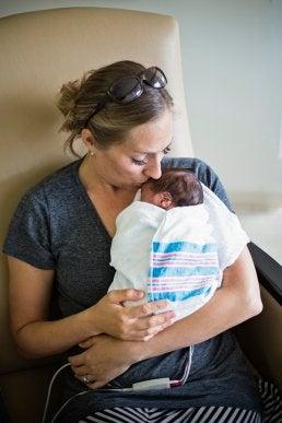 Les droits du bébé prématuré