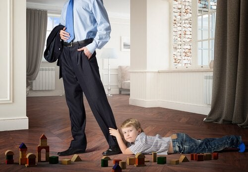 Conséquences de la privation émotionnelle chez les enfants