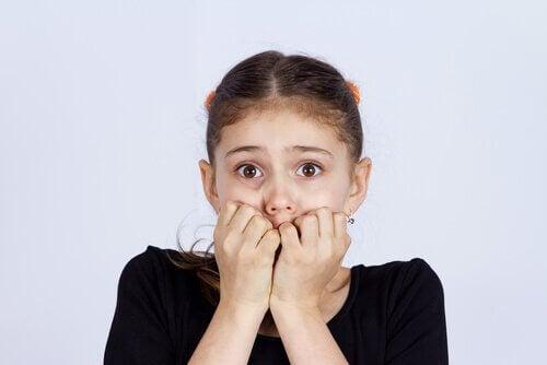 Le trouble de panique pendant l'enfance