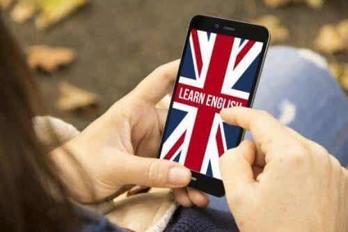 8 applications pour apprendre l'anglais