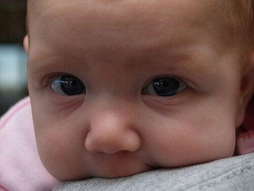 Les vomissements chez le bébé