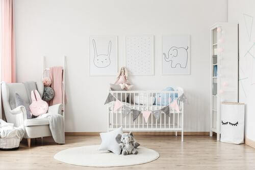 Comment bien organiser la chambre du bébé ?