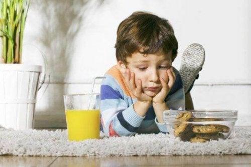 Signaux d'alerte du diabète infantile