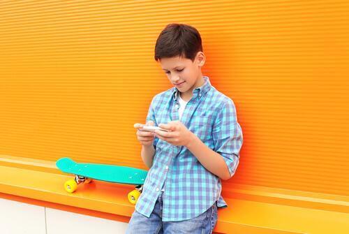 L'utilisation de WhatsApp chez les enfants