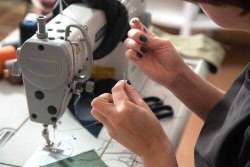 ateliers de couture pour les enfants