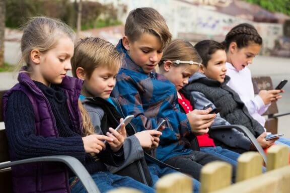 Les maladies numériques chez les enfants