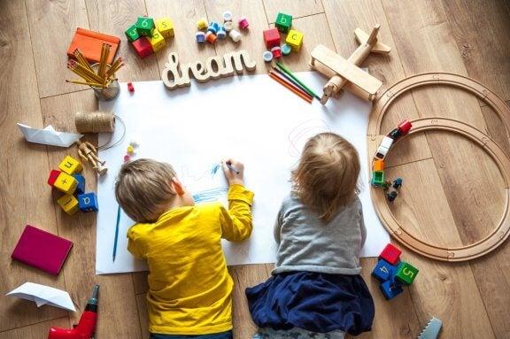 Activités pour enfants en âge préscolaire