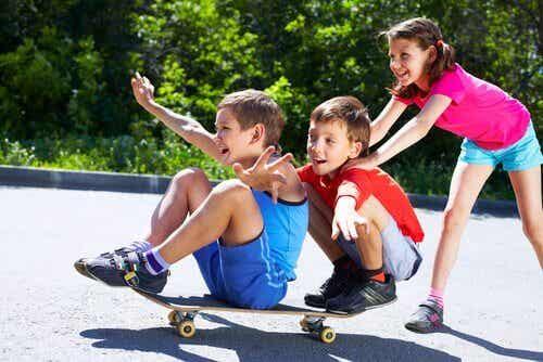 6 loisirs pour les enfants