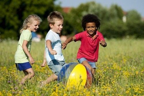 zoo avec les enfants