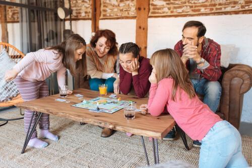 importance des activités en famille