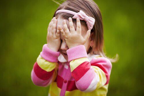 peur dans l'enfance