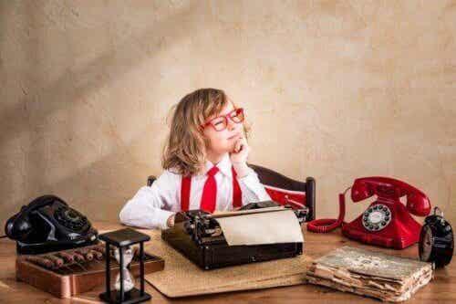 12 stratégies pour motiver les enfants écrivains