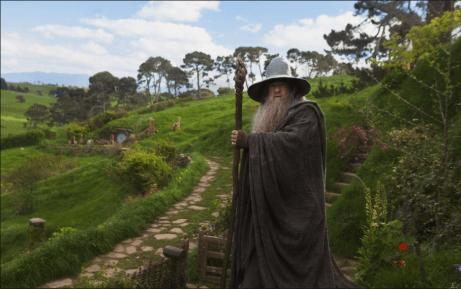 Gandalf, personnage de l'univers Tolkien